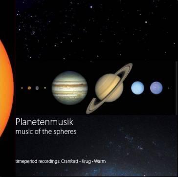 CD Cover Planetenmusik
