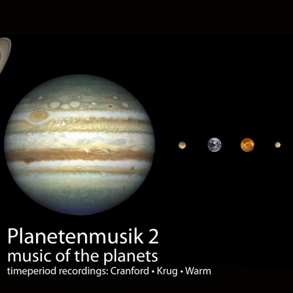 Planetenmusik CD Cover