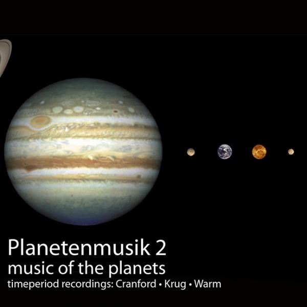 Planetenmusik CD Cover
