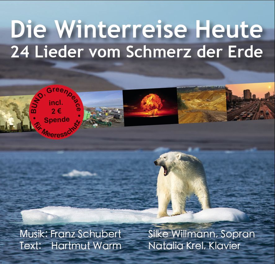 Die Winterreise Heute Cover